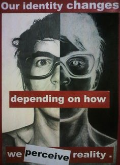 Anyone know anything on self image? art coursework.?