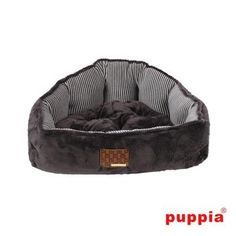 IMP Dog Bed by Puppia - Gray