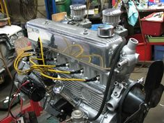 Straight Six Engines On Pinterest Engine Chevy And