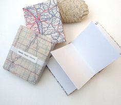 Map sketchbook Set by SpeakHeartHistory