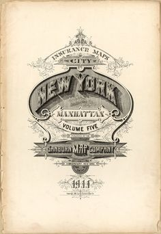 Old time typography
