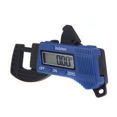 0 to 12.7mm Precise Digital Thickness Caliper Gauge Carbon Fiber Meter Tester Micrometer Width Measuring Instruments