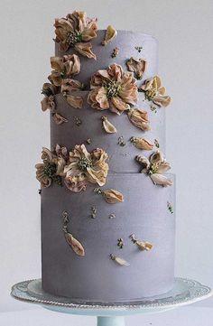 Pretty Wedding Cakes, Fall Wedding Cakes, Elegant Wedding Cakes, Wedding Cake Designs, Wedding Themes, Wedding Colors, Wedding Ideas, Pumpkin Wedding, Summer Wedding