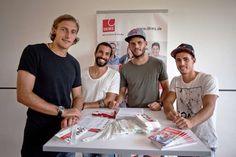 Dynamo Dresden: Dynamo-Fans helfen Leben zu retten - DKMS-Registrierungsaktion gegen Blutkrebs zum Aalen-Heimspiel