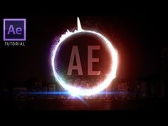 ▶ Ring of Particles - Audio Reaction (No 3rd Party Plugins) | After Effects Tutorial - YouTube