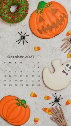 October Calendar, 2021 Calendar, Calendar Ideas, Calendar Organization, Productive Day, New Wallpaper, Free Calendars, 9 And 10, How To Fall Asleep