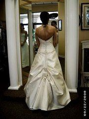 1000+ images about WEDDING: Dress Bustle on Pinterest ...