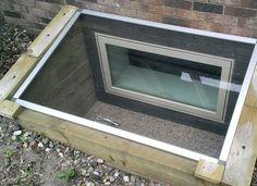 63 best window well display images basement window well basement rh pinterest com