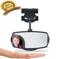 New-Munchkin-Safe-View-Mirror-Baby-Sealed-Toddler-Child-Car-Travel-Safety