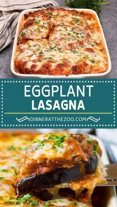 Vegetable Lasagna Recipes, Veggie Dishes, Veggie Recipes, Pasta Dishes, Vegetarian Recipes, Cooking Recipes, Grilling Recipes, Egg Plant Lasagna Recipe, Vegetable Lasagne
