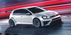 Volkswagen GTI TCR Ready-Built Race Car Is Awesome and Already Sold Out