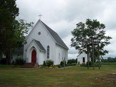 Emmanuel Episcopal Church, Jenkins Bridge, VA