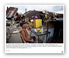 Phillipinen 2013.Nach dem Taifun, Leben im Delirium.