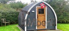 Vi har købt en Iglu Sauna (en udendørs sauna) hos Timberin i Lithauen. Saunaen er i perfekt stand og fungerer upåklageligt. Vi er meget tilfredse med saunaen.