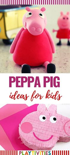 You may be the parent, whose kids are just obsessed by little, pink and cute Peppa Pig characters. Kids love watching these series. So, here you will find cute 13 Peppa pig ideas for kids! #Peppapignoses, #Peppapigcraft, #Peppapigpartyideas #DIYpeppapig #DIYideasforkids #DIYToysforkids #DIYPeppaForkids #FunActivitiesForKids