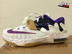 new arrival 7ac14 d092a Nike KD 7  Peanut Butter and Jelly  Releasing Tomorrow