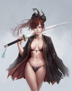 Samurai_by_donghokang