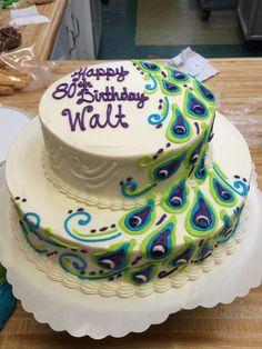 Birthday Cake Baby Shower Westhampton Pastry Shop Richmond VA