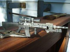"""Escala 1//6 Pistola Beretta M9 para 12/"""" Figura de Acción Modelo de Policía arma soldado Swat"""