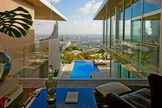 Beeindruckende moderne Villa in Los Angeles - Kreative Wohnideen