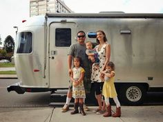 The family that RVs together stays together... agree? A great read about Dan  Marlene Lin's RV adventure with their 3 children in their Airstream Mali Mish... great fun read if you love RVing, camping or just road tripping!   #RV #RVing #RVlife #camping #RoadTrip #Roadtripping #ontheroad