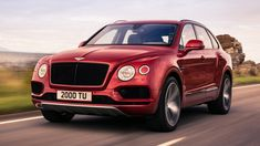 ICYMI: Bentley Bentayga V8 specs and pics revealed: It's the sporty one