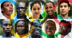 For the first time the Olympics will feature Team Refugee as 10 refugee athletes walk under the Olympic flag. Learn more and read their stories here