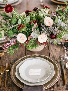 Old world charm in this elegant and romantic shoot by Danielle Sabol with styling by Lindsey Brunk.