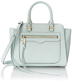 Rebecca Minkoff Mini Avery Tote Cross Body Bag Tranquil One Size *** BEST VALUE BUY on Amazon