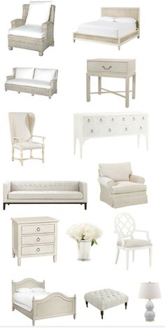 New today, love the swedish style whites
