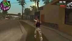 GTA San Andreas Taking Out Baller Gang Members