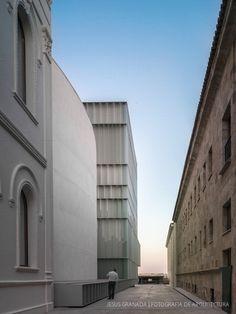 HIC Arquitectura » MGM > Rehabilitación y ampliación del teatro Ramos Carrión