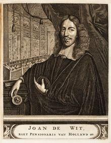 Johan de Witt - Wikipedia, the free encyclopedia
