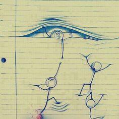 Creativity at it's best...