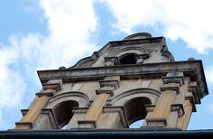 CAMARÍN DEL CARMEN [III] ◘ Detalle de la espadaña  ◘ Pese a que la Iglesia del Carmen y el convento de los Carmelitas Calzados fueron demolidos a comienzos del siglo XX, una fundación particular restauró el viejo camarín y acondicionó su interior.