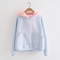 "use code: ""puririnhime"" to get 10% OFF everytime you shop at www.sanrense.com  Cute students hoodie fleece pullover SE8953"