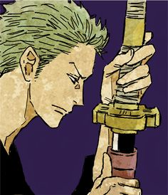 Roronoa Zoro #one piece