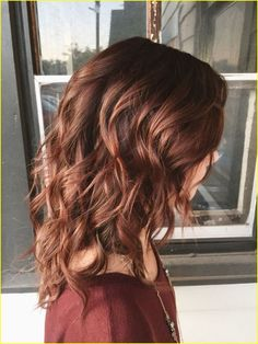 nice Getting the Best Fall Hair Color for Brunettes
