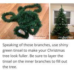 How To Make Christmas Tree, Christmas Wreaths, Go Green, Make It Yourself, Holiday Decor, Crafts, Holidays, Home Decor, Manualidades