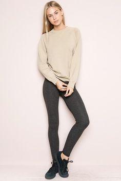 Brandy Melville Jaycee Leggings Found on my new favorite app Dote Shopping #DoteApp #Shopping