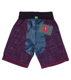 Sausage Chops Short - Big, Oishi-m Clothing for Kids, Spring 2014, www.oishi-m.com
