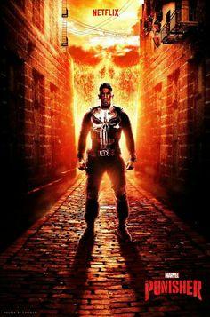 The Punisher/Frank Castle (Jon Bernthal/Marvel/Netflix)