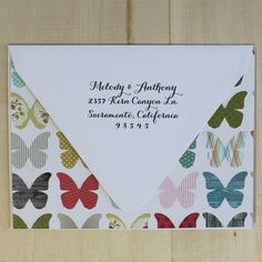 """Custom Rubber Stamp  Wedding Stamp  Calligraphy Stamp by NoteTrunk, $21.95 (1.75"""" H x 2.25"""" W)"""