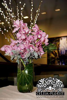 Vancouver Celsia Florist: Event Centerpieces - Vancouver Florist by Nick Siu, via Flickr