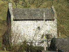 Ubarrow Hall (England) is a medieval pele tower.