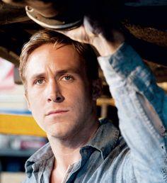 "Ryan Gosling en ""Drive"", 2011"