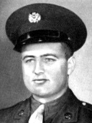 Valor awards for SGT Joe C. Specker (1921-1944) US Army. Medal of Honor (posthumously) for conspicuous gallantry and intrepidity at the risk of life above and beyond the call of duty....in action involving actual conflict, on the night of 7 January 1944, on the slope of Mount Porchia, Italy. His personal bravery, self-sacrifice, and determination were an inspiration to his officers and fellow soldiers.