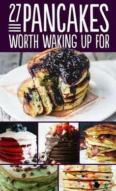 27 pancakes