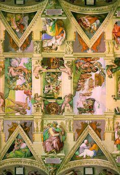 미켈란젤로 Michelangelo Buonarroti 고화질 작품모음 :: 2proo Life Story ::