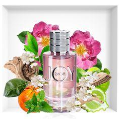 by Dior Eau de Parfum 2018 Joy by Dior - olfactive interpretation of light . Perfume Good Girl, Perfume Hermes, Perfume Lady Million, Perfume Store, Best Perfume, Perfume Bottles, Perfumes Dior, Perfume Collection, Soaps